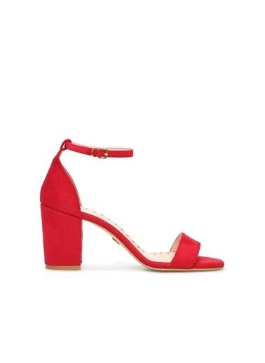 Divarese 5021247 Kadın Sandalet Kırmızı